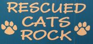 Rescued Cats Rock